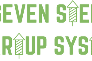 Seven Step Startup System For Corporates Logo