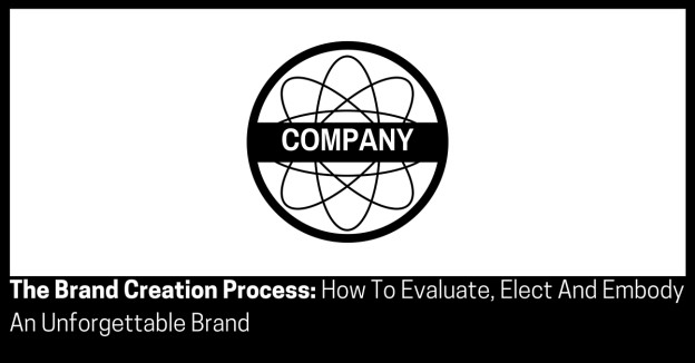 The Brand Creation Process How To Evaluate Elect And Embody An Unforgettable Brand