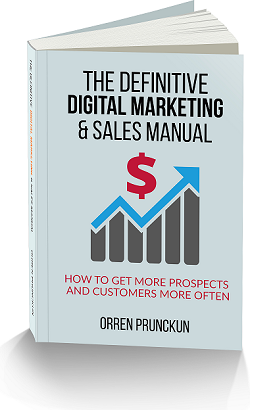 The Definitive Digital Marketing & Sales Manual Sidebar